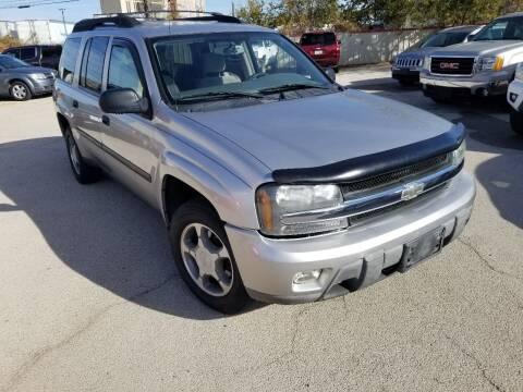 2006 Chevrolet TrailBlazer EXT for sale at Key City Motors in Abilene TX