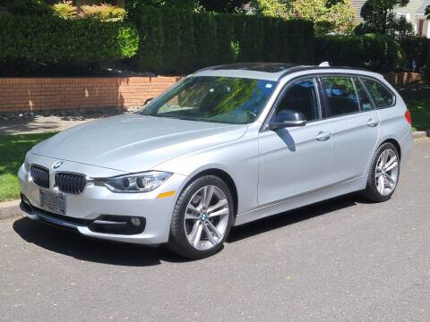 2014 BMW 3 Series for sale at JB Motorsports LLC in Portland OR