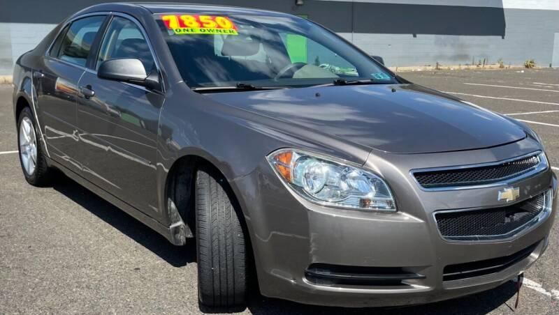 2012 Chevrolet Malibu for sale at Blvd Auto Center in Philadelphia PA