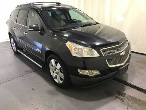2012 Chevrolet Traverse for sale at Irving Auto Sales in Whitman MA