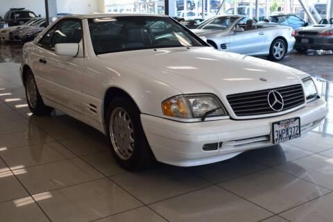 1997 Mercedes-Benz SL-Class for sale at Legend Auto in Sacramento CA