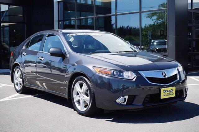 2014 Acura TSX for sale in Edmonds, WA