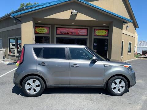 2016 Kia Soul for sale at Advantage Auto Sales in Garden City ID