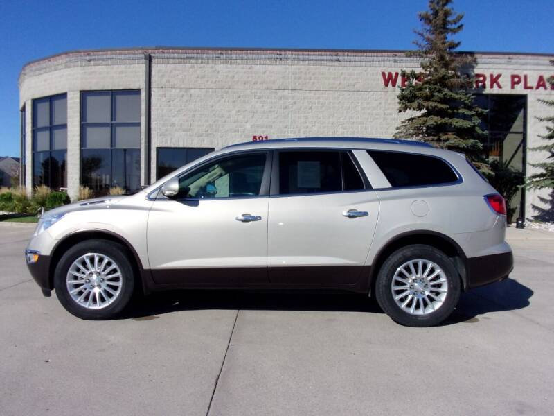 2012 Buick Enclave for sale at Elite Motors in Fargo ND