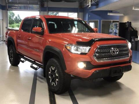 2016 Toyota Tacoma for sale at Simply Better Auto in Troy NY