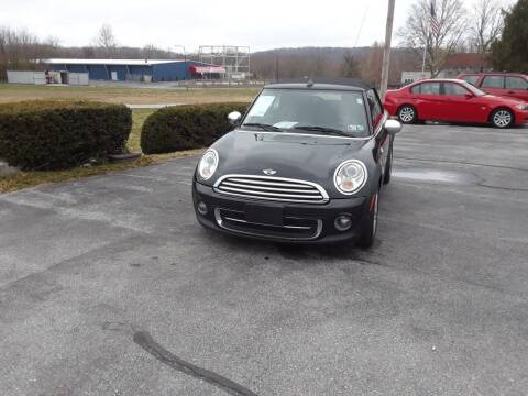 2011 MINI Cooper for sale at Dun Rite Car Sales in Downingtown PA