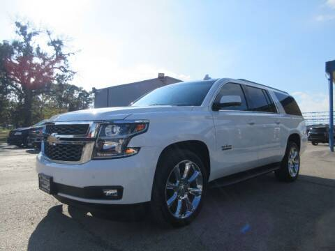 2016 Chevrolet Suburban for sale at Quality Investments in Tyler TX