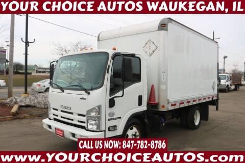 2015 Isuzu NPR-HD for sale at Your Choice Autos - Waukegan in Waukegan IL
