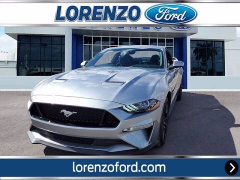 2021 Ford Mustang for sale at Lorenzo Ford in Homestead FL