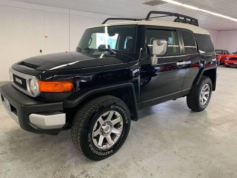 2014 Toyota FJ Cruiser for sale at Stakes Auto Sales in Fayetteville PA