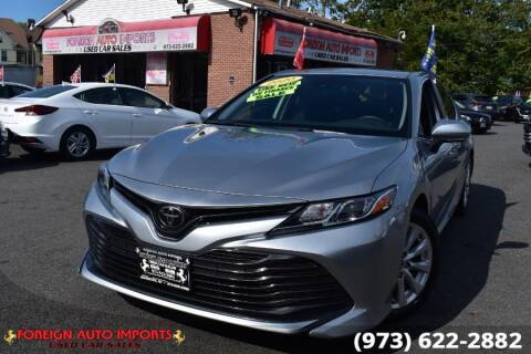 2020 Toyota Camry for sale at www.onlycarsnj.net in Irvington NJ