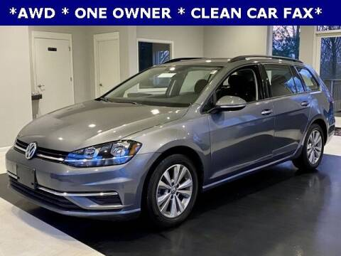 2019 Volkswagen Golf SportWagen for sale at Ron's Automotive in Manchester MD