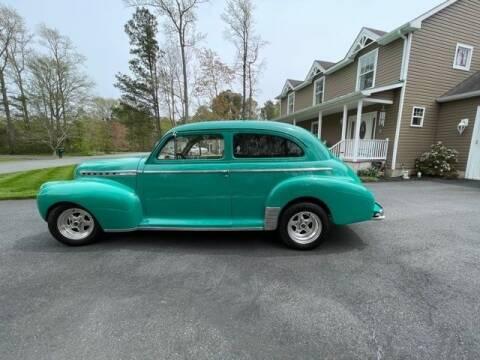 1941 Chevrolet Street Rod for sale at J Wilgus Cars in Selbyville DE