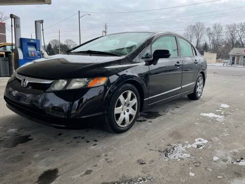 2008 Honda Civic for sale at JE Auto Sales LLC in Indianapolis IN