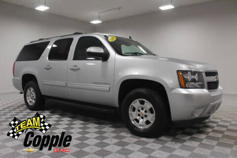 2010 Chevrolet Suburban for sale at Copple Chevrolet GMC Inc in Louisville NE