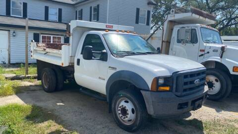 2006 Ford F-450 Super Duty for sale at Virginia Auto Mall in Woodford VA