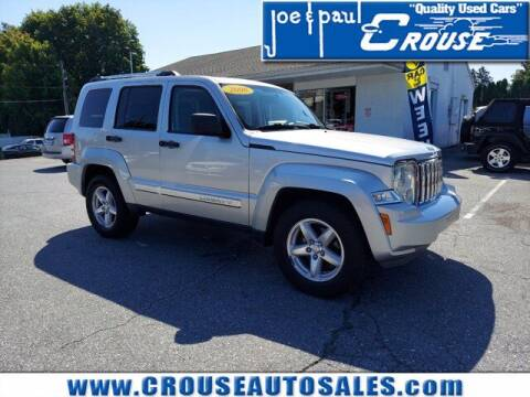 2008 Jeep Liberty for sale at Joe and Paul Crouse Inc. in Columbia PA