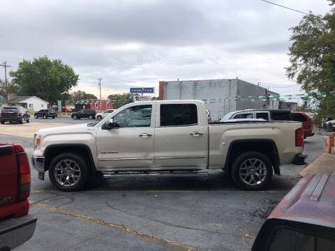 2015 GMC Sierra 1500 for sale at Butler's Automotive in Henderson KY