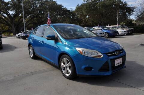 2013 Ford Focus for sale at STEPANEK'S AUTO SALES & SERVICE INC. in Vero Beach FL