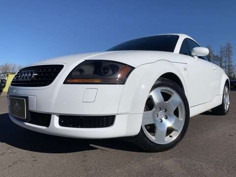 2002 Audi TT for sale at LUXURY IMPORTS in Hermantown MN