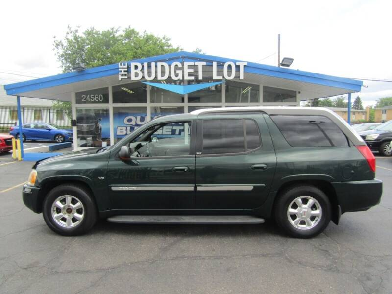 2004 GMC Envoy XUV for sale at THE BUDGET LOT in Detroit MI