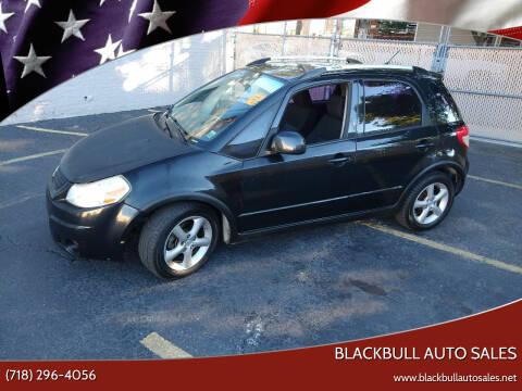 2009 Suzuki SX4 Crossover for sale at Blackbull Auto Sales in Ozone Park NY