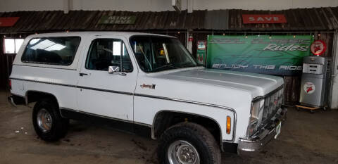 1979 GMC Jimmy for sale at Cool Classic Rides in Redmond OR