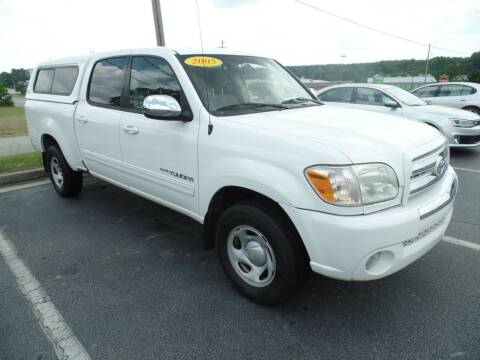 2005 Toyota Tundra for sale at United Automotive Group in Griffin GA