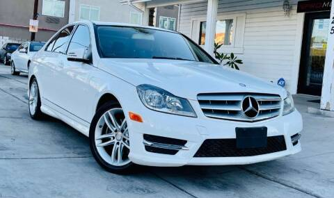 2013 Mercedes-Benz C-Class for sale at Pro Motorcars in Anaheim CA