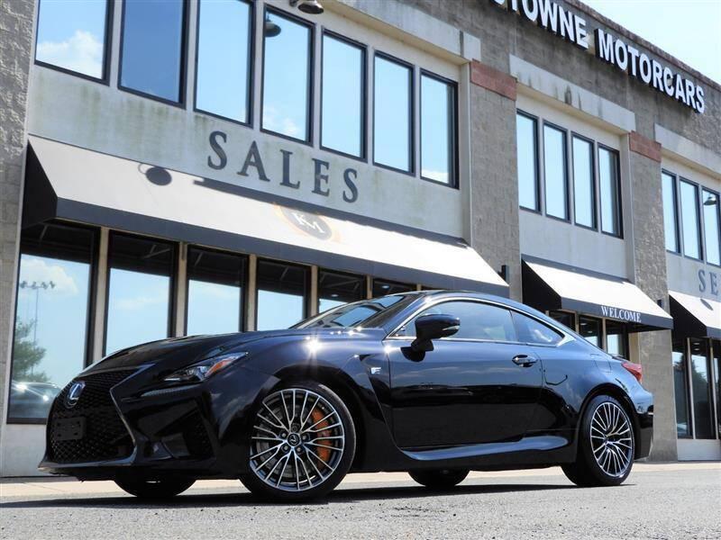 2017 Lexus RC F for sale in Manassas, VA
