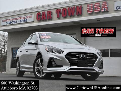 2018 Hyundai Sonata for sale at Car Town USA in Attleboro MA