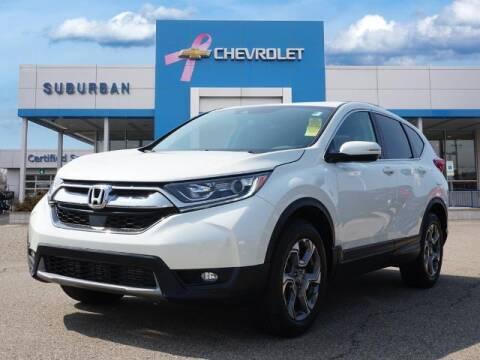 2018 Honda CR-V for sale at Suburban Chevrolet of Ann Arbor in Ann Arbor MI