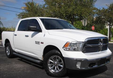 2013 RAM Ram Pickup 1500 for sale at Maxicars Auto Sales in West Park FL