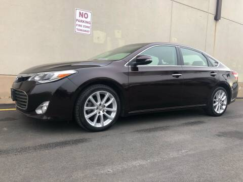 2013 Toyota Avalon for sale at International Auto Sales in Hasbrouck Heights NJ