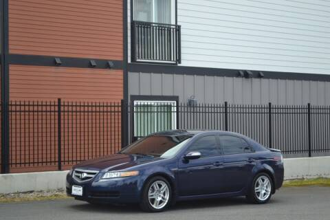 2007 Acura TL for sale at Skyline Motors Auto Sales in Tacoma WA