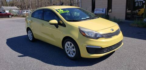 2016 Kia Rio for sale at 220 Auto Sales LLC in Madison NC