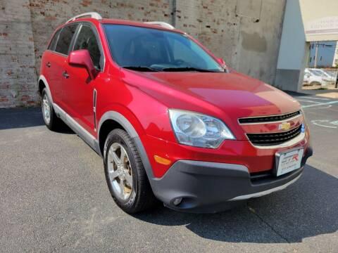 2012 Chevrolet Captiva Sport for sale at GTR Auto Solutions in Newark NJ