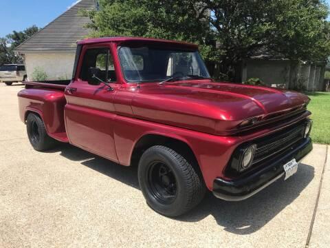 1966 Chevrolet C/K 10 Series for sale at Mafia Motors in Boerne TX