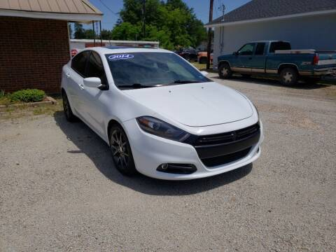 2014 Dodge Dart for sale at RAGINS AUTOPLEX in Kennett MO