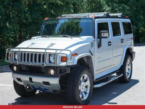 2009 HUMMER H2 for sale at US 24 Auto Group in Redford MI