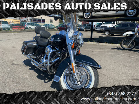 2009 Harley-Davidson Softtail for sale at PALISADES AUTO SALES in Nyack NY