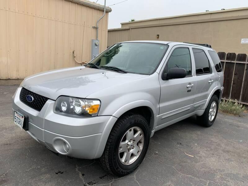 2006 Ford Escape for sale at Dodi Auto Sales in Monterey CA