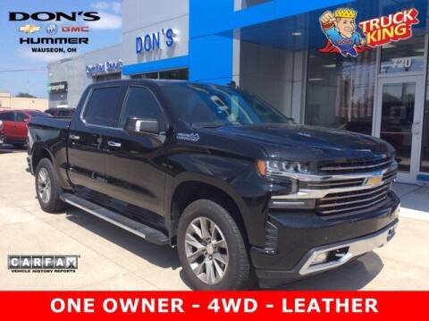 2019 Chevrolet Silverado 1500 for sale at DON'S CHEVY, BUICK-GMC & CADILLAC in Wauseon OH