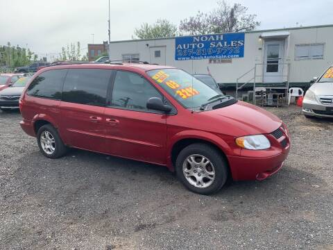 2003 Chrysler Town and Country for sale at Noah Auto Sales in Philadelphia PA