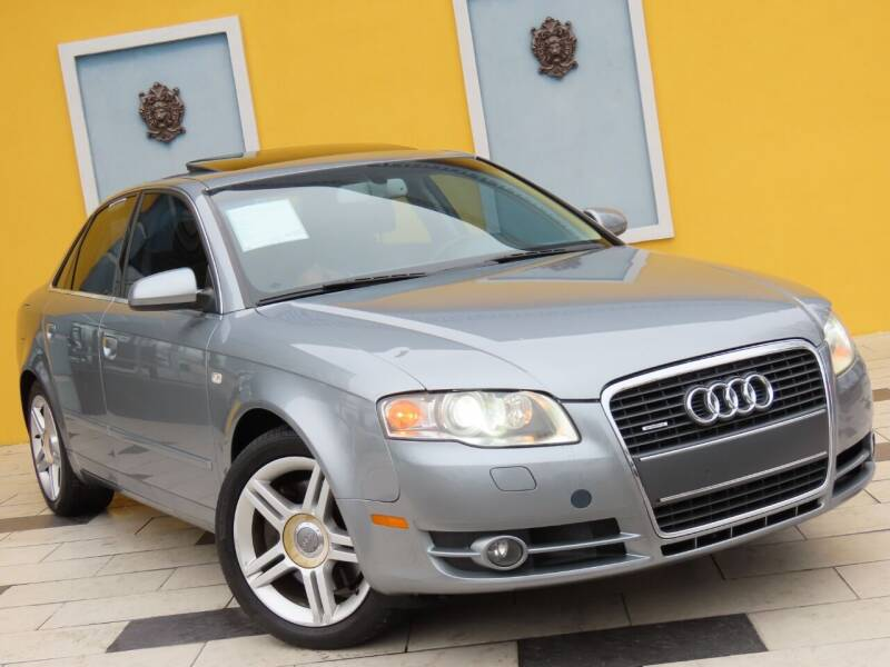 2007 Audi A4 for sale at Paradise Motor Sports LLC in Lexington KY
