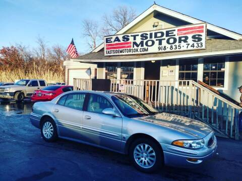 2005 Buick LeSabre for sale at EASTSIDE MOTORS in Tulsa OK