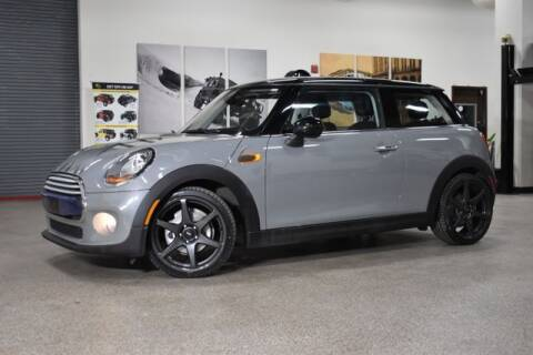 2015 MINI Hardtop 2 Door for sale at DONE DEAL MOTORS in Canton MA