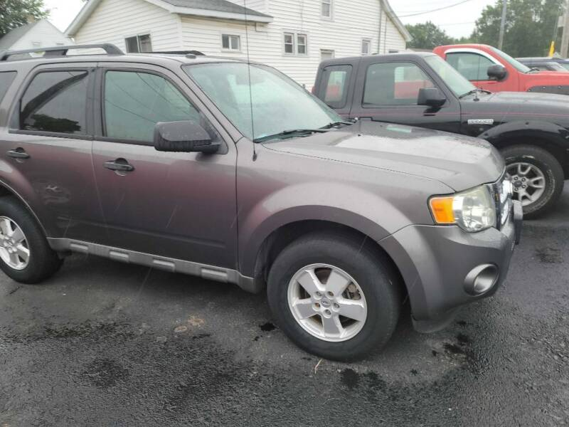 2010 Ford Escape for sale at CRYSTAL MOTORS SALES in Rome NY