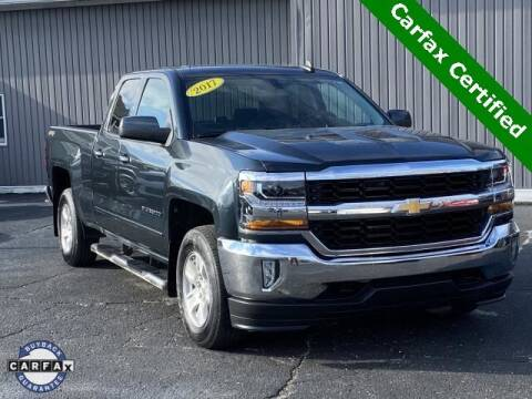 2017 Chevrolet Silverado 1500 for sale at Bankruptcy Auto Loans Now - powered by Semaj in Brighton MI