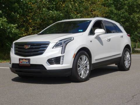 2017 Cadillac XT5 for sale at Auto Mart in Derry NH